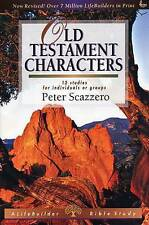 Old Testament Characters (Lifebuilder), Good Condition Book, Scazzero, Peter, IS