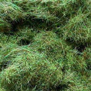 4mm Dried Green Grass Static Grass - 30g