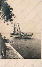 Foto Regia Nave ANDREA DORIA Regia Marina militare Fotografia