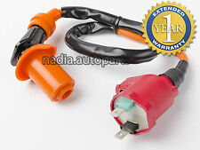 BOBINA IGNITION COIL PEUGEOT SPEEDFIGHT SV 50 F052 ROLLER SCOOTER