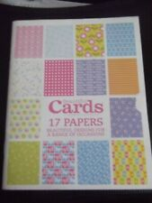 17  different card papers