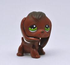 Pet Beagle Puppy Dog Child Girl Figure Littlest Toy Loose LPS943