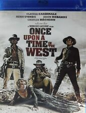 Sergio Leone's Once Upon a Time in the West (1968) Blu-ray Henry Fonda Sealed