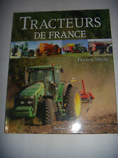 Collections: Agriculture: Tracteurs de France, 2010, TBE