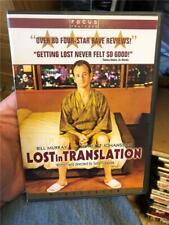 Lost in Translation (Dvd, 2004, Widescreen), Bill Murray, Scarlett Johansson