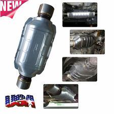 "Car 11"" Exhaust Catalytic Converter Universal for Chevrolet Gmc 83166 70318 Us"