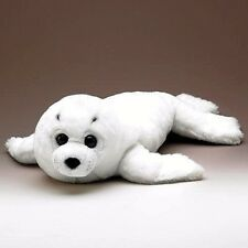 New 27 Inch Snow White Arctic Harp Seal Pup by Wildlife Artists XL Toys Stuffed
