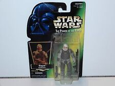 STAR WARS 1997 POTF2 DENGAR MOSC KENNER