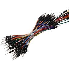 Kit 65 Jumper Wires Breadboard Cables Ponticelli Cavetti Flessibili Arduino