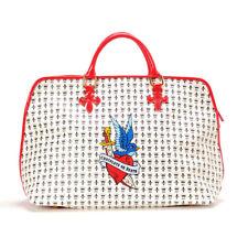 Jessica Kagan Cushman Chocolate or Death tattoo bag handbag luggage ASOS NWT