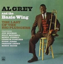 Al Grey: THE LAST OF THE BIG PLUNGERS (2 LPS ON 1 CD)