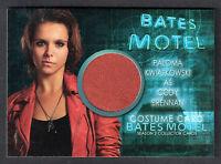 BATES MOTEL SEASON 2 Breygent COSTUME WARDROBE CARD #CPK1 PALOMA KWIATKOWSKI
