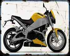 Buell Xb9S 2 A4 Metal Sign Motorbike Vintage Aged