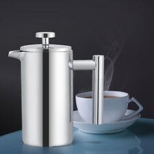 350ml Kaffee-&Teebereiter Edelstahl Kaffeebereiter Kaffeepresse Kaffeezubereiter