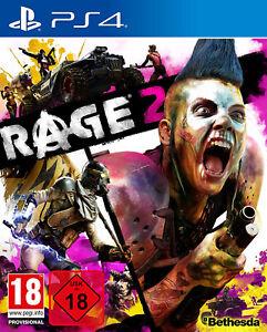 PS4 Rage 2 UNCUT NEU Playstation 4