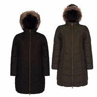 Regatta Womens/Ladies  Fearne II Water Resistant Long Length Parka Jacket