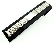Stainless Steel Strap/Band/Bracelet for Omega SeaMaster Planet Ocean Watch 22mm
