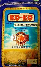 Thai Brown Rice 5 lbs (Free Shipping) KOKO Brand-high quality