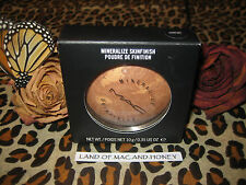MAC Mineralize Skinfinish COMFORT Warm & Cozy Authentic MSF Rare