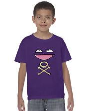 Pokemon Inspirado Koffing Niños Unisex Camiseta televisión GO game