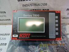 Scott Series 7800 Controller New
