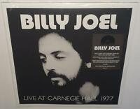BILLY JOEL LIVE AT CARNEGIE HALL 1977 (2019 RSD) BRAND NEW SEALED VINYL LP