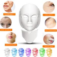 Masque de Luminothérapie Professionnel à LED Traitant Différentes Affections