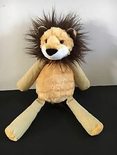 Scentsy Buddy Roarbert the Lion With Pomogranate Scent Pack-15 inches