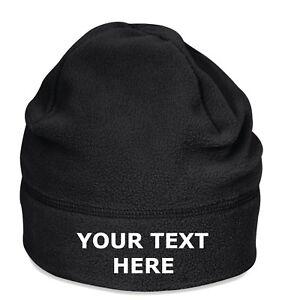Personalised Custom Embroidered Suprafleece™ Summit Hat