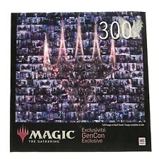 Magic the Gathering 2018 Planeswalker Collage Exclusive GenCon puzzle 300 pieces