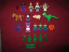 LEGO Toy Story Minifigures LOT Zurg,Pete,Buzz,Woody,Jessie,Bullseye,Ham,Rex,ETC
