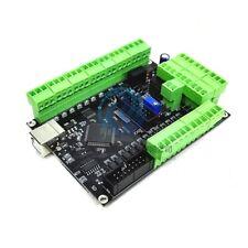 4 Axis 100K USB CNC MK2 Motion Controller Interface Board CNCUSB Breakout Board