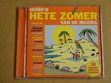 CD / HUMO'S HETE ZOMER VAN DE MUZIEK