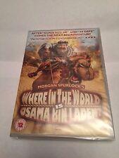 Where in the World Is Osama Bin Laden? (DVD, 2008) new sealed, uk dvd