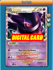 Gengar PRIME 94/102 for Pokemon TCG Online (PTCGO, Digital Card)