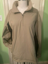Nike Golf Fit Storm Khaki Golf Jacket Mens Xl