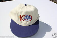 Ball Cap Hat - Molson Indy - 10 - Sunoco Ultra 94 - Racing - c1995 96 (H898)