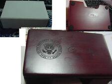 Presidential Barack Obama business card holder