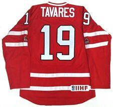 JOHN TAVARES TEAM CANADA WORLD JUNIORS JERSEY NEW YORK ISLANDERS