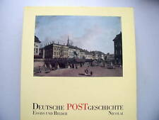 Deutsche Postgeschichte Essays Bilder 1989 Post