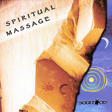 FREE US SHIP. on ANY 2 CDs! ~Used,Good CD Soulfood: Spiritual Massage