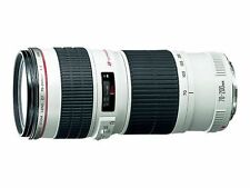 Canon EF 70-200 mm F/4.0 L IS USM Lens Brand New UK Stock