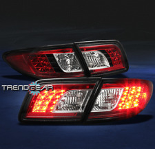 2003-2008 MAZDA 6 4DR/5DR LED ALTEZZA TAIL LIGHTS LAMP BLACK 2004 2005 2006 2007