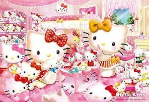 300 Piece Jigsaw Hello Kitty Collection Room (26 x 38 cm)