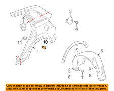GM OEM Exterior-Wheel Fneder Flare Molding Bolt 94501226