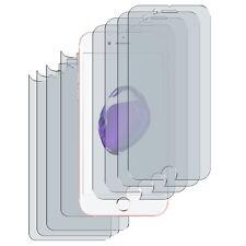 8 x  Schutzfolie iPhone 7 Klar Clear 4x VORN- + 4x HINTRN Folie Screen Protector