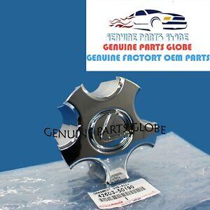 "NEW GENUINE OEM LEXUS 01-03 LS430 CHROME 17"" WHEEL CENTER CAP HUB 42603-50190"