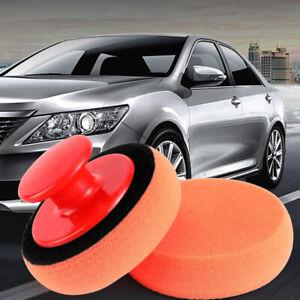 Car Wash Wax Polish Pad Polishing Pad Sponge Car Cleaning Cloth Microfibzh