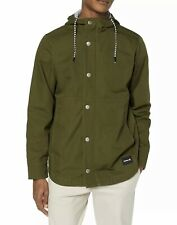 Men's Hurley Mac A Frame Hooded Jacket NWT Size XL