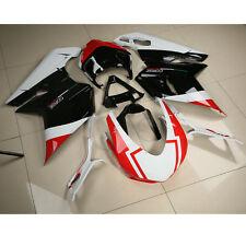 Red Black ABS Fairing Bodywork For DUCATI 1098 848 1198 07-12 08 09 10 11 10A